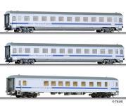 Tillig Reisezugwagenset, Berlin-Warschau-Express 01621