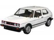 Welly 1:18 VW Golf 1 GTI weiß 18039