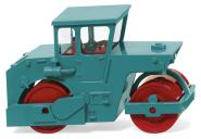 Wiking Straßenwalze (ABG) wasserblau 065005