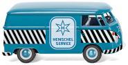 Wiking VW T1 Kastenwagen Henschel Service