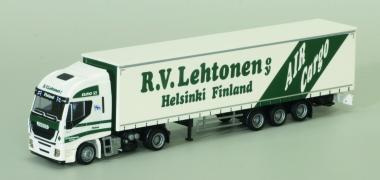 Herpa LKW Volvo FH4 Glob//Aerop XL Swapbody-SZ Haanpaa 303705