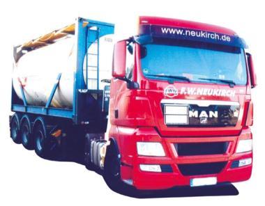 AWM LKW MAN TG-X XLX 20 ft.Tank-Cont-SZ Neukirch/Raderm
