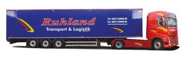 AWM LKW Volvo FH4 XL Glob./Aerop Schubboden-SZ Ruhland 75270