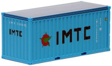 AWM SZ 20 ft Container gerippt IMTC