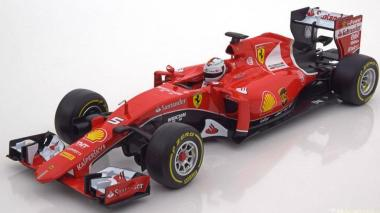 bburago 1:18 Ferrari SF15-T F1 Vettel 2015