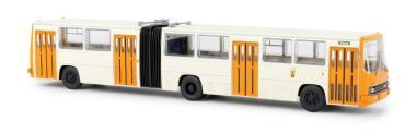 Brekina Ikarus 280 Gelenkbus BVB Berlin orange/beige