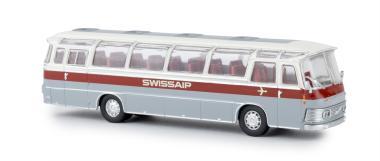 Brekina Reisebus Neoplan-Saurer NS 12 Swissair 58234