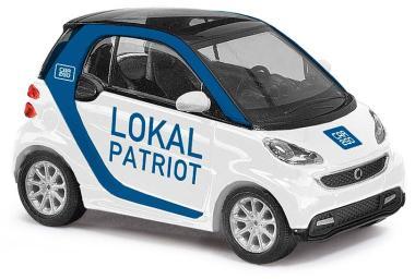 BUSCH Smart City Fortwo »Car2go« Lokal Patriot