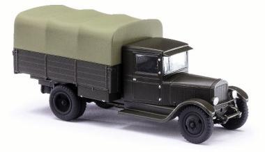Busch ZiS-5 Sowjetischer Milität-LKW 80010