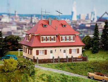 Faller Siedlungsdoppelhaus (Verputz)