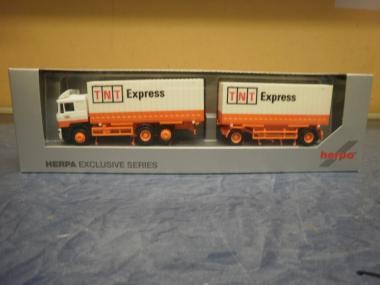 Herpa LKW MAN F90 WKHZ TNT Global Express
