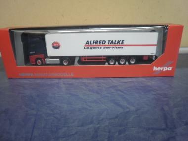 Herpa LKW MB Actros 11 Streamspace Kühl-KSz Alfred Talke 306898