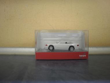 Herpa PKW MB 500 SL (R129) weiß 028851