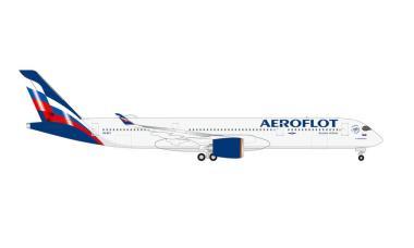 Herpa Wings 1:500 Airbus A350-900 Aeroflot 534574