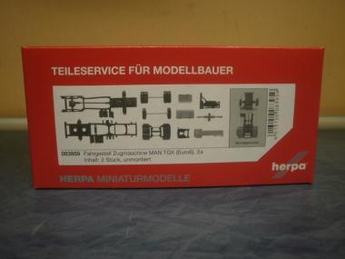 Herpa Z Zurüstteil Fahrgestell SZM MAN TGX Euro 6, 2a
