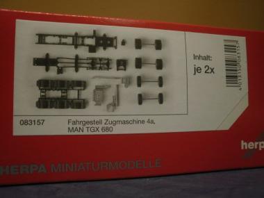 Herpa Zurüstteil FGS SZM MAN TG-X 680 4achs