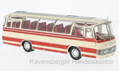 IXO 1:43 Neoplan NH 9L - 1964 - beige/red