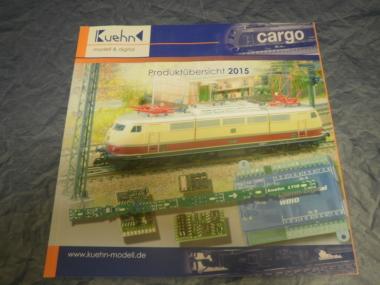 Kühn Produktübersicht  Katalog 2015