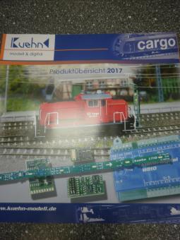Kühn Produktübersicht  Katalog 2017