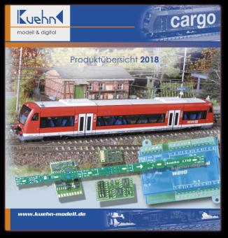 Kühn Produktübersicht  Katalog 2018