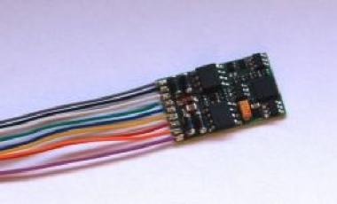 Kühn T65, Lokdecoder 1.1A mit Kabel