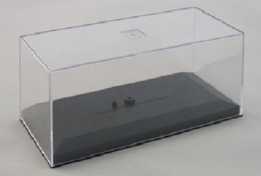 Kunststoffvitrine BOX für 1:43 Modelle (Minichamps)