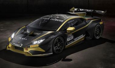 Looksmart 1:43 Lamborghini Huracan Super Trofeo Evo Collector 2019