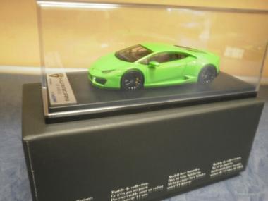 Looksmart 1:43 Lamborghini Huracán LP580-2 verde mantis