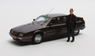 Matrix 1:43 Citroen CX GTI Turbo II + fig. Jules Deelder