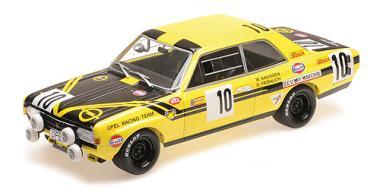 Minichamps 1:18 Opel Commodore A Steinmetz - #10 - Kauhsen/Fröhlich - 24h Spa 19