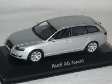 Minichamps 1:43 Audi A6 Avant 2004 - greymet.