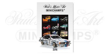 Minichamps Katalog Collection 2016