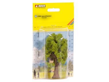 NOCH Baum mit Baumhaus 21766
