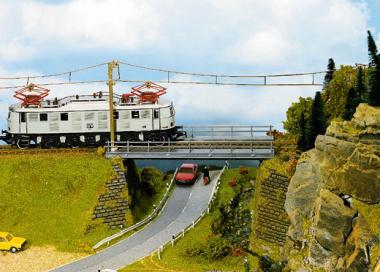 NOCH Brücken-Fahrbahn