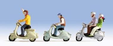 Noch Motorrollerfahrer