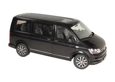 NOREV 1:18 Volkswagen T6 Multivan  black
