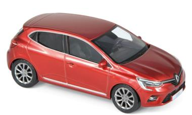 NOREV 1:43 Renault Clio - 2019 - red