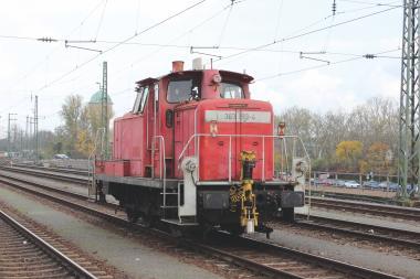 Piko ~Diesellok/Soundlok BR 363 DB AG VI + PluX22 Dec.