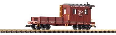 PIKO G-Bauzugwagen PRR 38716