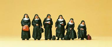 Preiser Nonnen 10402