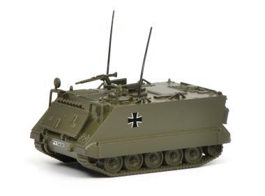 Schuco 1:87 M113 Transportpanzer Bundeswehr