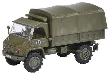 Schuco 1:87 Unimog S404 Bundeswehr