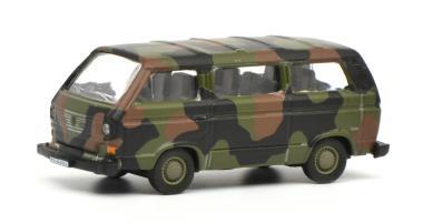 Schuco 1:87 VW T3 Bus Bundeswehr 452636600