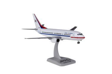 Hogan Wings 1:200 Boeing 737-300 Republic of Korea Air Force ROKAF New livery