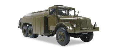 SSM LKW 1:43 Tatra 111C Tankfahrzeug Militär