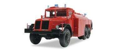 SSM LKW 1:43 Tatra 111C Tanklöschfahrzeug Feuerwehr