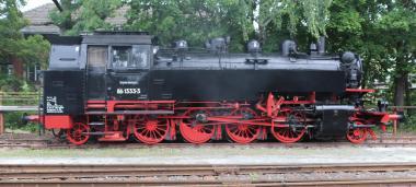 Tillig Dampflokomotive 86 1333-3 der PRESS, Ep. VI