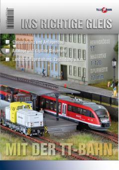 Tillig Ratgeber Ins richtige Gleis mit der TT-Bahn