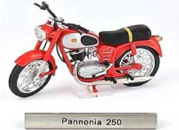 Atlas 1:24 Motorrad Panonia 250