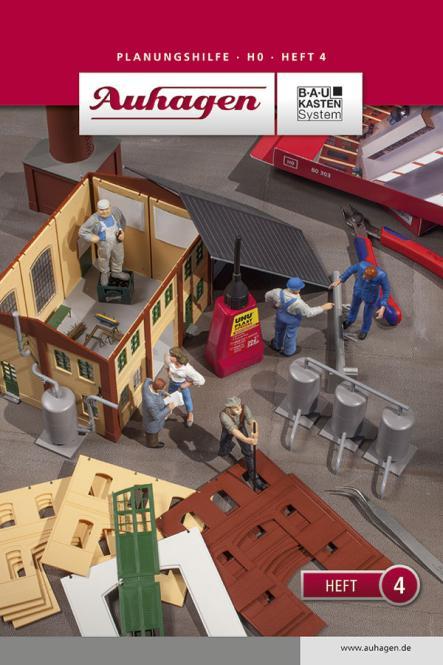 Auhagen Planungshilfe - Heft 4 80004